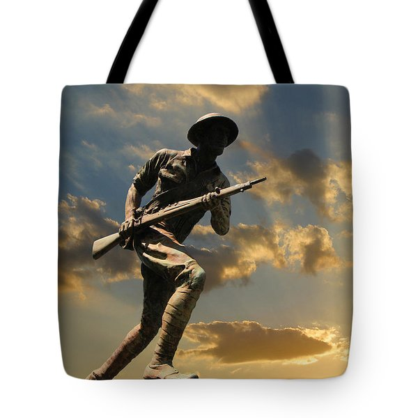 The Unknown Soldier Tote Bag