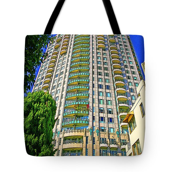The Wilshire Tote Bag