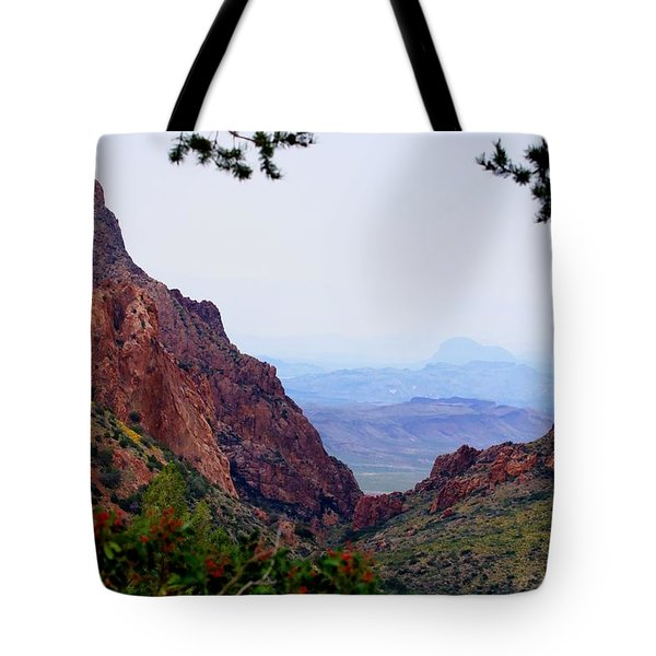 The Window Tote Bag by Dave Files