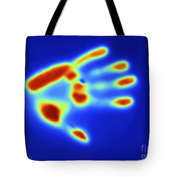Thermal Shadow Tote Bag