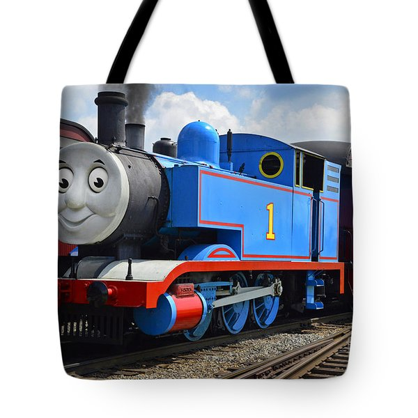 Thomas The Engine Tote Bag