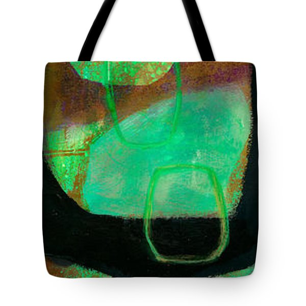 Tidal Current 1 Tote Bag