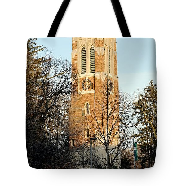Time Tote Bag by Joseph Yarbrough