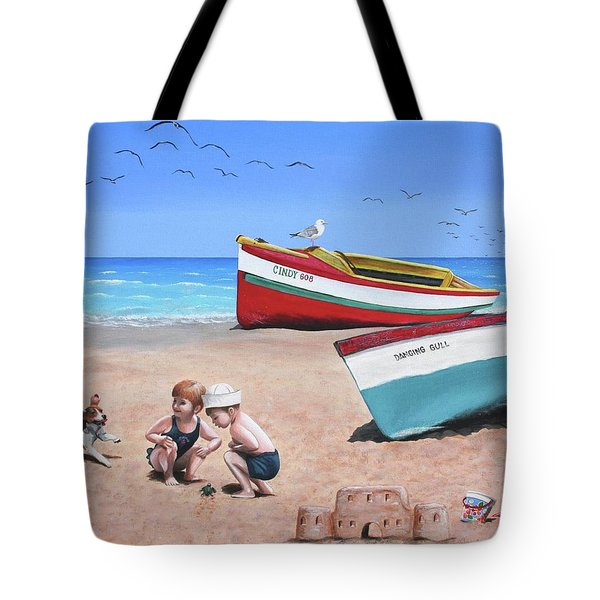To The Rescue Tote Bag by Wilfrido Limvalencia