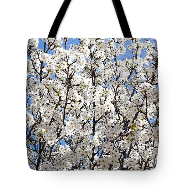 To The Sun Tote Bag by Roselynne Broussard