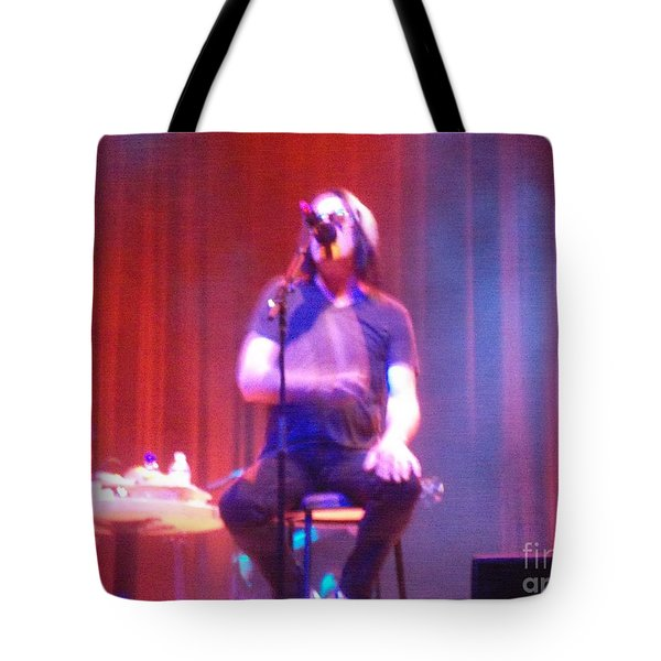 Tote Bag featuring the photograph Todd by Kelly Awad
