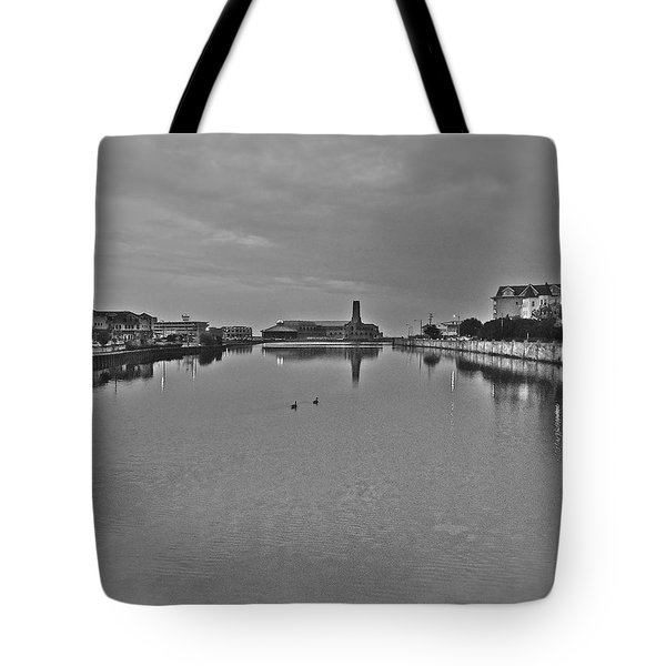 2 Towns Tote Bag