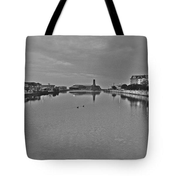 2 Towns Tote Bag by Joe  Burns