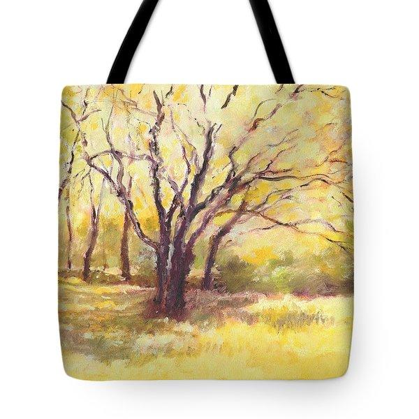 Trees2 Tote Bag