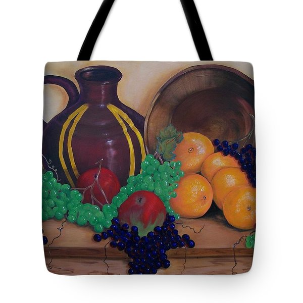 Tuscany Treats Tote Bag