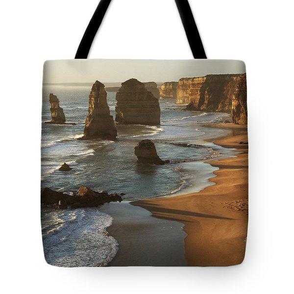 Twelve Apostles Australia Tote Bag by Bob Christopher