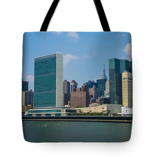 United Nations Tote Bag