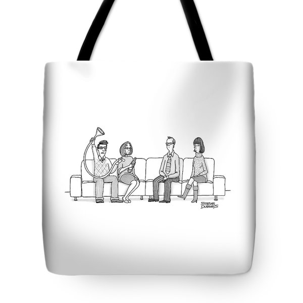 Funnel? Tote Bag