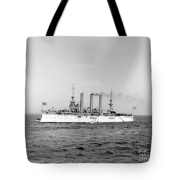 Uss Brooklyn  Tote Bag