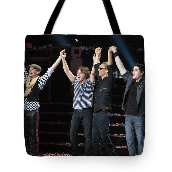 Van Halen Tote Bag