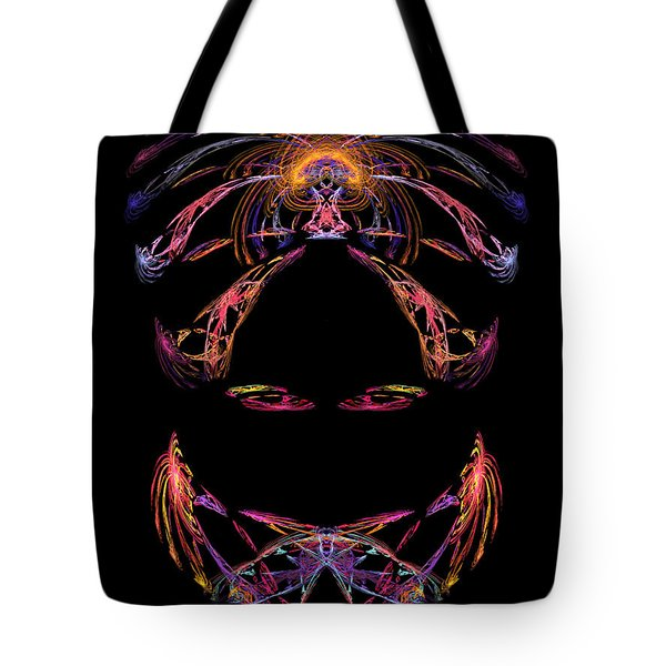 Veiled Lady Tote Bag by Jane McIlroy