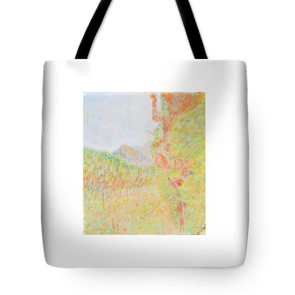 California Vineyard Tote Bag