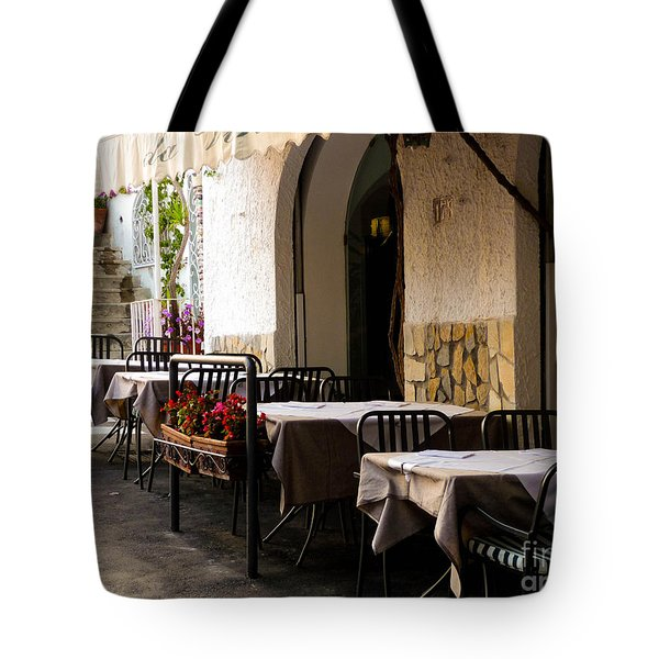 Waiting For Company Tote Bag by Mike Ste Marie