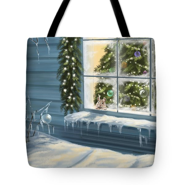 Waiting... Tote Bag by Veronica Minozzi