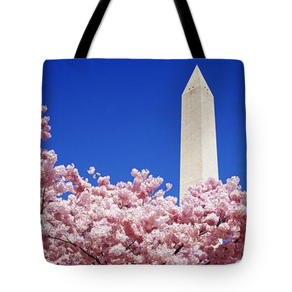 Washington Monument Washington Dc Tote Bag