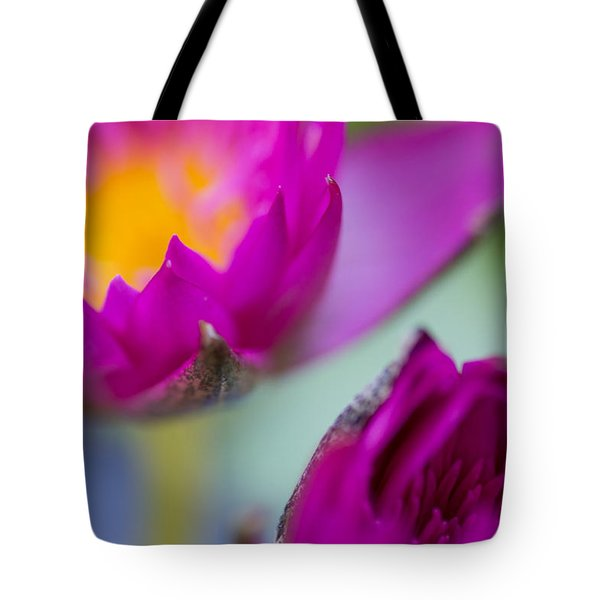 Waterlily Dream Tote Bag