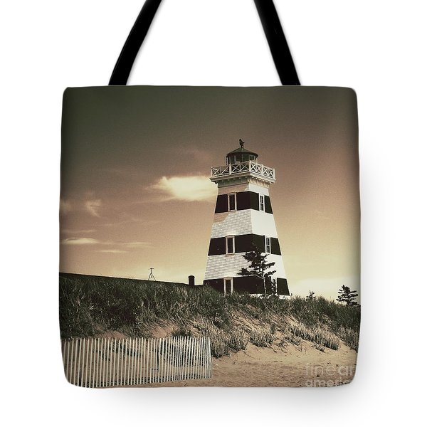 West Point's Light Tote Bag by Meg Lee Photography