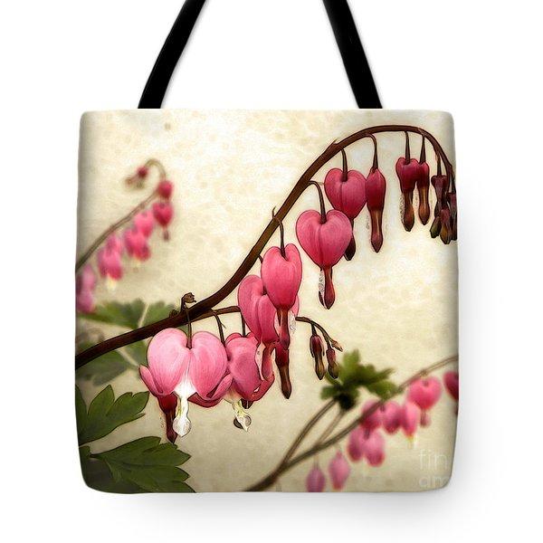 Where Love Grows Tote Bag