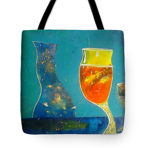 wine series II Tote Bag