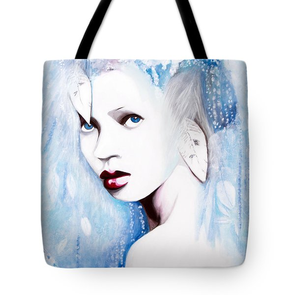 Winter Tote Bag by Denise Deiloh