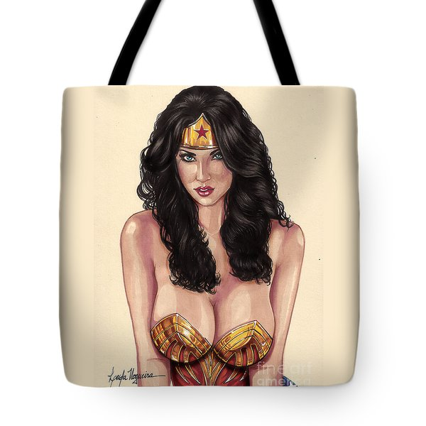 Wonder Woman Tote Bag