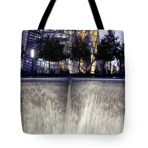 World Trade Center Museum Tote Bag