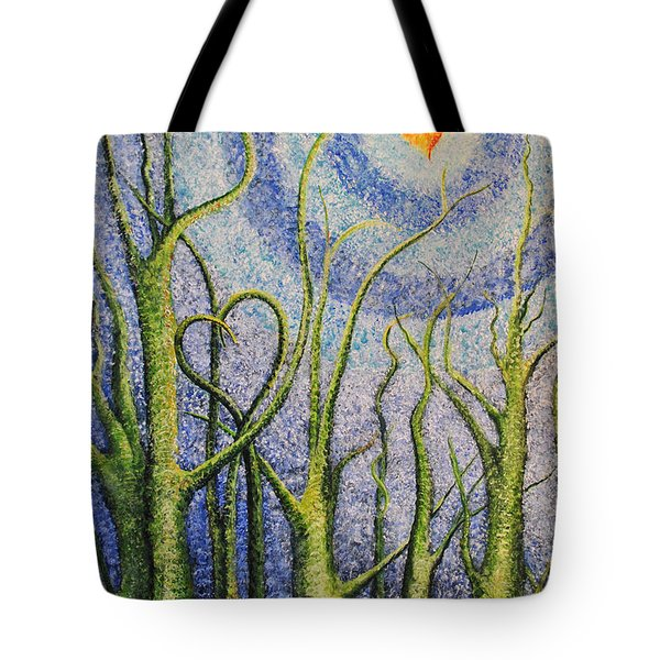 You Always Know Tote Bag