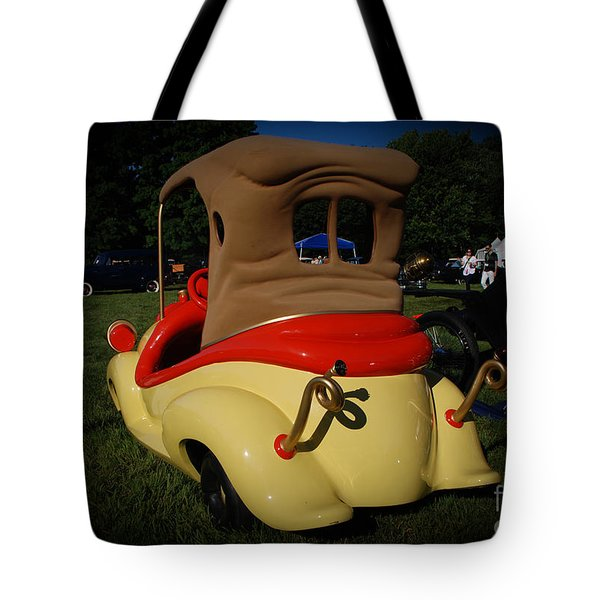 2000 Whoville Family Sedan  Tote Bag