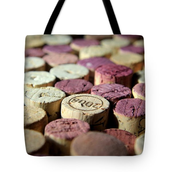 Tote Bag featuring the photograph 2008 Vintage by Kenny Glotfelty