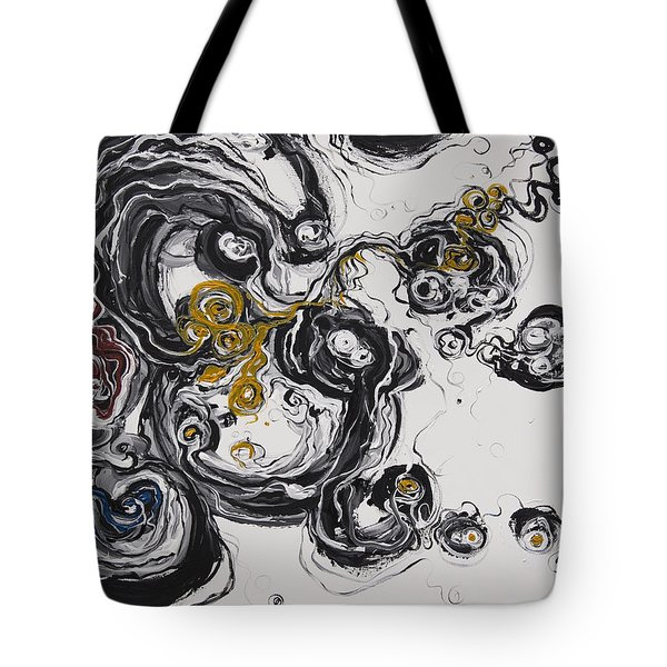 2013_addiction Tote Bag by Ted Domek