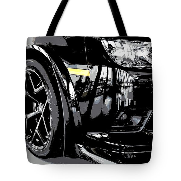 2014 Chevrolet Camaro Z28 Xl Tote Bag