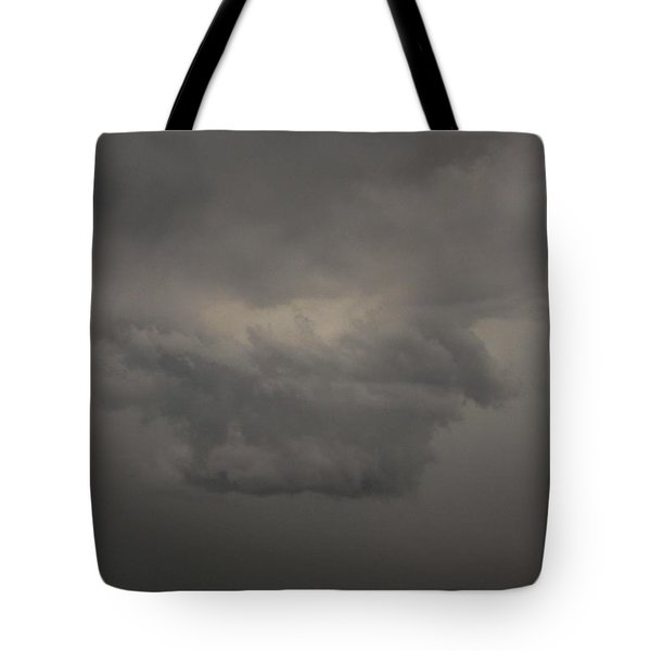 Tote Bag featuring the photograph Let The Storm Season Begin by NebraskaSC