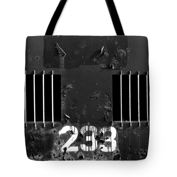233 Tote Bag
