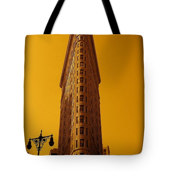 23rd Street And Broadway Tote Bag