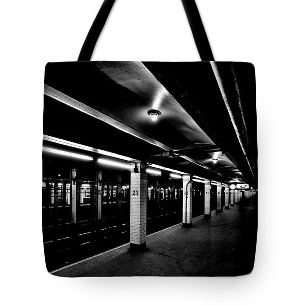 23rd Street Station Tote Bag by Benjamin Yeager