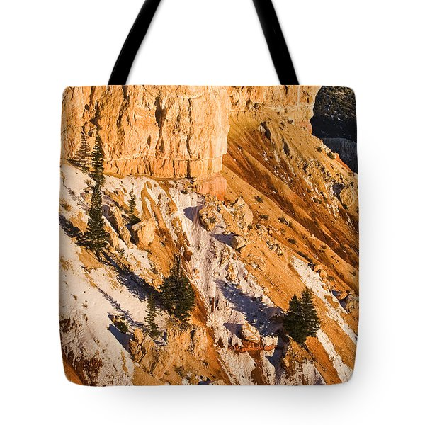 Bryce Tote Bag by Muhie Kanawati