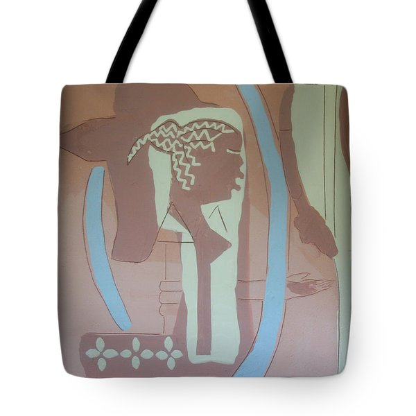 The Wise Virgin Tote Bag by Gloria Ssali