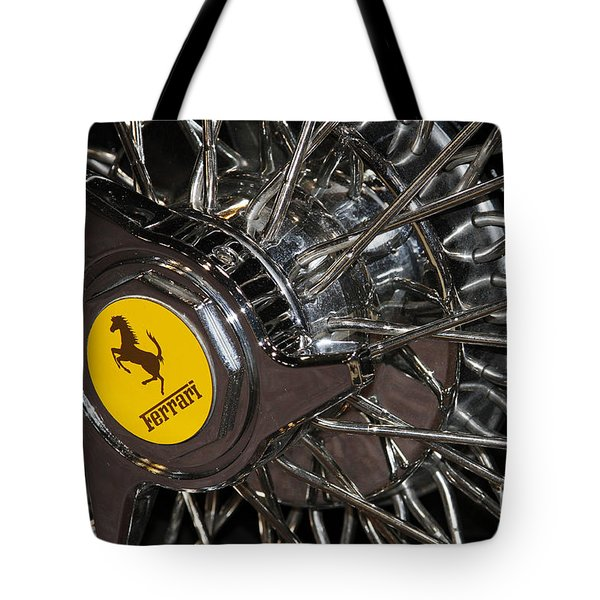250 Wheel Tote Bag