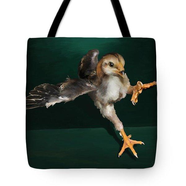 29. Yamato Chick Tote Bag