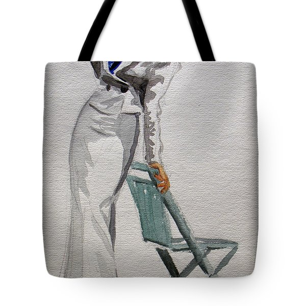 A Day At The Seashore 2 Tote Bag