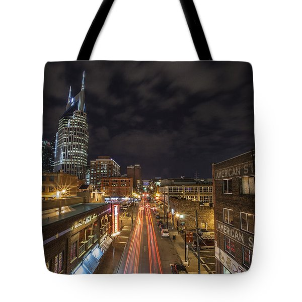 2nd Ave And Broadway Tote Bag