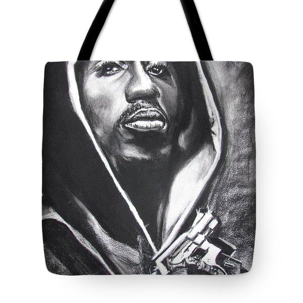 2pac - Thug Life Tote Bag
