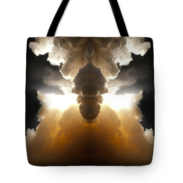 Abstract 125 Tote Bag by J D Owen