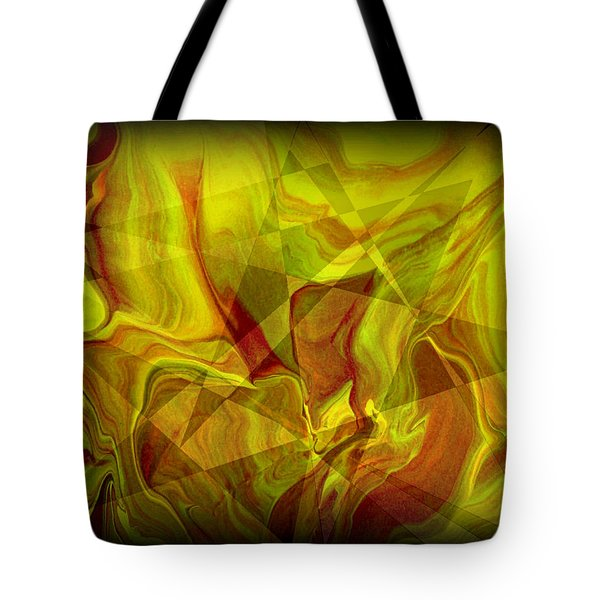 Abstract 27 Tote Bag