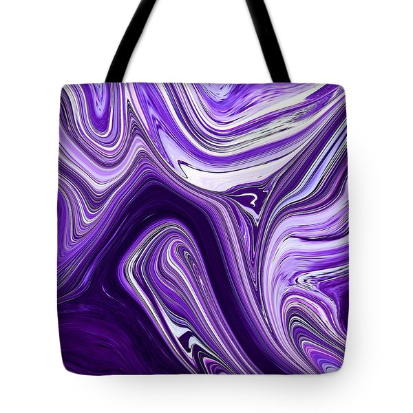 Abstract 39 Tote Bag by J D Owen
